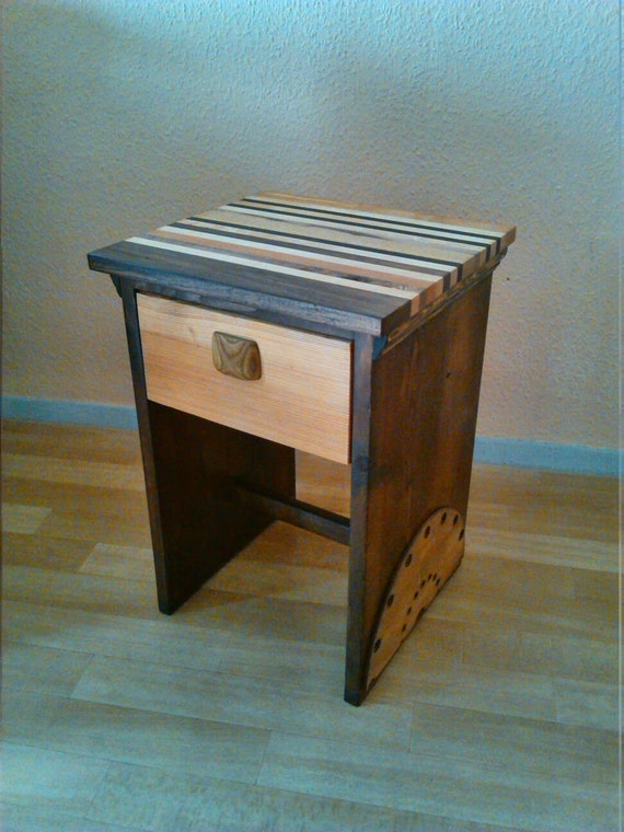 stand bedside table