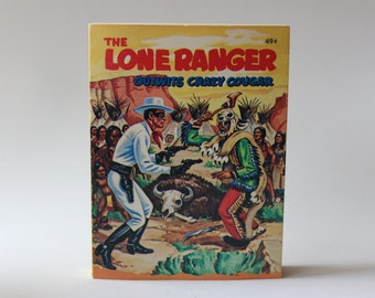 The Lone Ranger Big Little Book