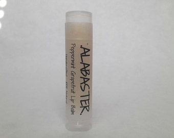 Lip Balm - Peppermint Grapefruit