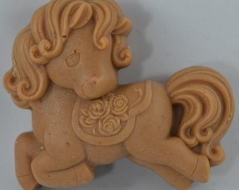 3D Horse Soap, Glycerin hand soap, guest room soap,