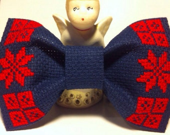 Bow tie Hand Made