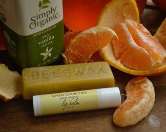 Sweet Orange Lip balm