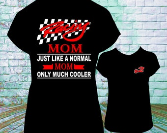 Custom dirt track etsy for How much is a custom t shirt