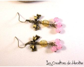Earrings Martiane * jewelry designer *.