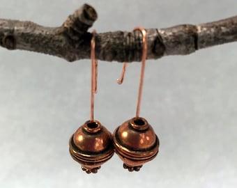 Copper Earrrings