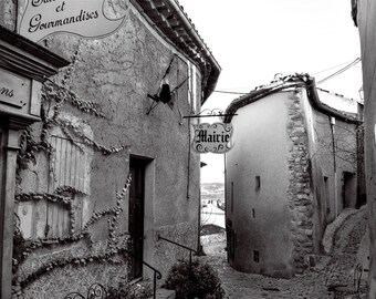 Photograph of the south of France - Provence