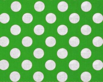 Mint - Ta Dot - HALF YARD - Michael Miller - Cotton Fabric - Quilting Fabric