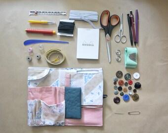 sewing kit holder