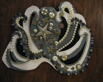 Wall Hanging Sea Life: Octopus Assemblage