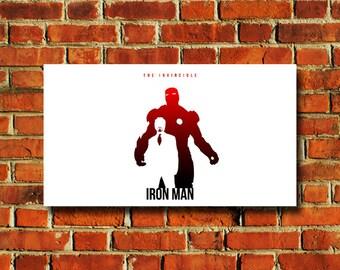 Iron Man Poster - #0504