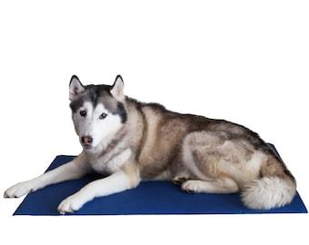 Doga Mat II - The Yoga Mat for Dogs: Dark Blue