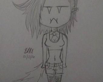 Chibi Sorrow