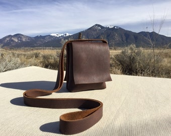 Travel Satchel (Double Sided Bag)