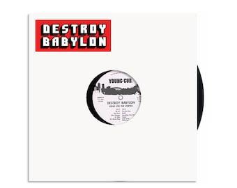 Destroy Babylon - Long Live the Vortex
