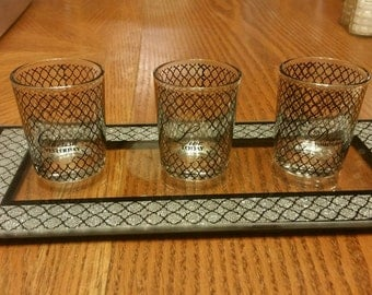 4 Piece Tealight Candle Holders