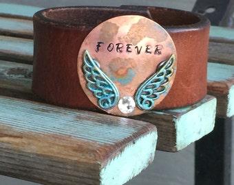 Forever cuff