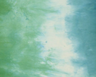Hand Dyed Fabric - Gradient  #178