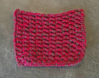 Crochet handmade trivet, hot pad