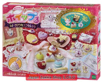 "Whipple Fake Sweets Making Kit,""Whipple Sweets Accessories Excellent""[B0118QLNF0]"