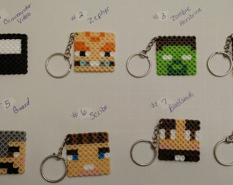 Minecraft Xbox 360 Skins - Party Pack - Choose 10