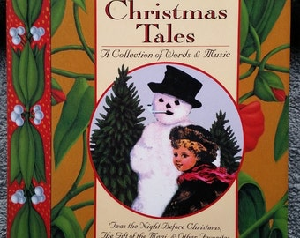 Christmas Tales-A Collection of Words Book