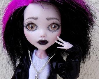 Reroot servicio - pelo de brujo / Monster high/siempre después de alta/Barbie muñeca ooak/personalizada