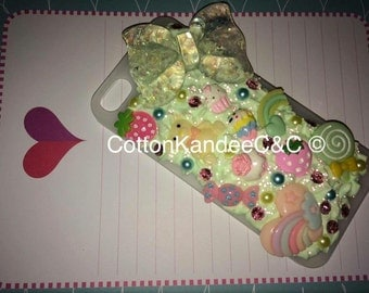 iPhone 5/5s hand made case
