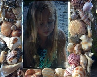 Shells & Sand picture Frame