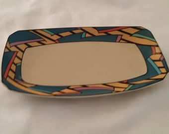 Rosenthal Flash Appetizer Plate