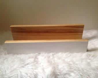 Timber Book Shelf