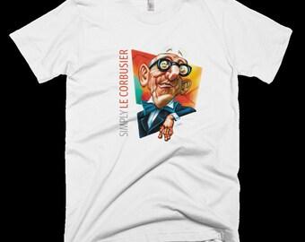 Simply Le Corbusier T-Shirt