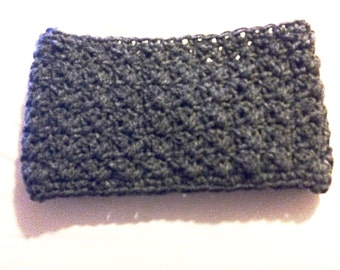 Button Back Ear Warmer