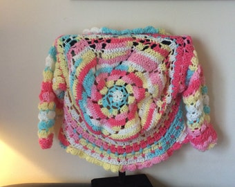Circle Sweater for Child