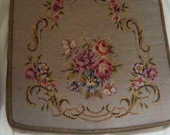 Tapestry Cushion Seat