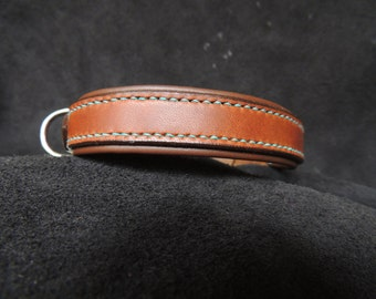 Leather dog collar / Leather Dog Collar