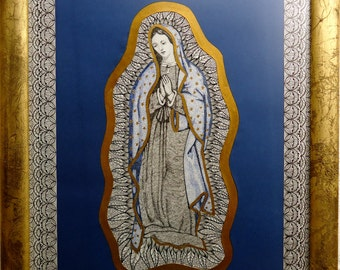 Virgin of Guadalupe / Guadalupe completo Virgin
