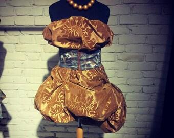 Balloon Bronze dress by Miro