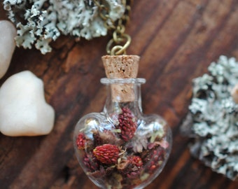 "Pendant ""Forest potion"""