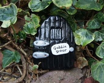 Goblin Door for Fantasy Garden