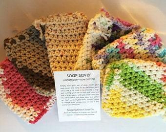 Soap Savers-Handmade 100% Cotton