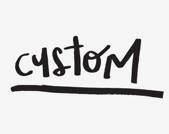 "Custom – 5x5"" Print"