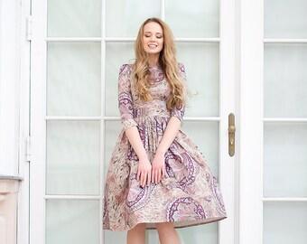 Casual Dress, Coctail Dress, Designer Klieder, midi dress