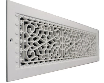 """Victorian 6 X 30"""" Wall Mount Grille/Vent"""