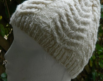 Antler Cable Hat