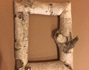 "5""x7"" Birch frame (#535)"