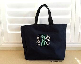 Bridesmaid tote bags, monogrammed tote bag, personalized tote bag, wedding tote, bridesmaid totes, maid of honor gift, bridesmaid gifts,