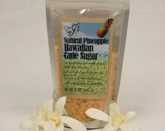 Natural Pineapple Cane Sugar-5oz.