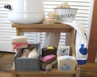 Goats Milk Soap     6 bar Pack