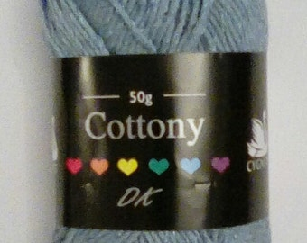 Cygnet Cottony - Powder Blue