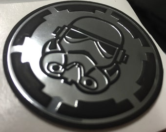 Star Wars Stormtrooper Emblem 3 Pack